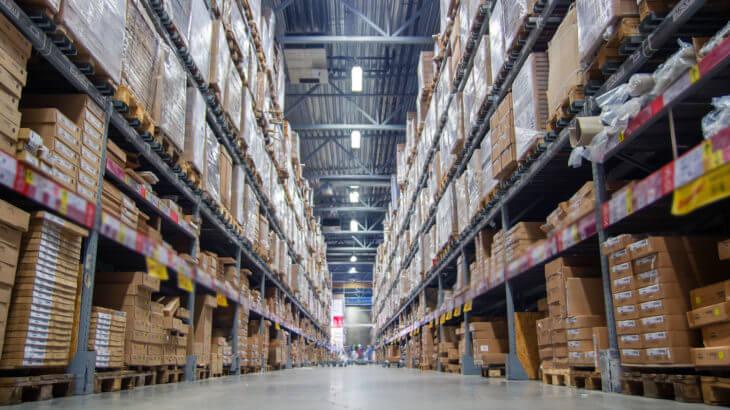 warehouse-led