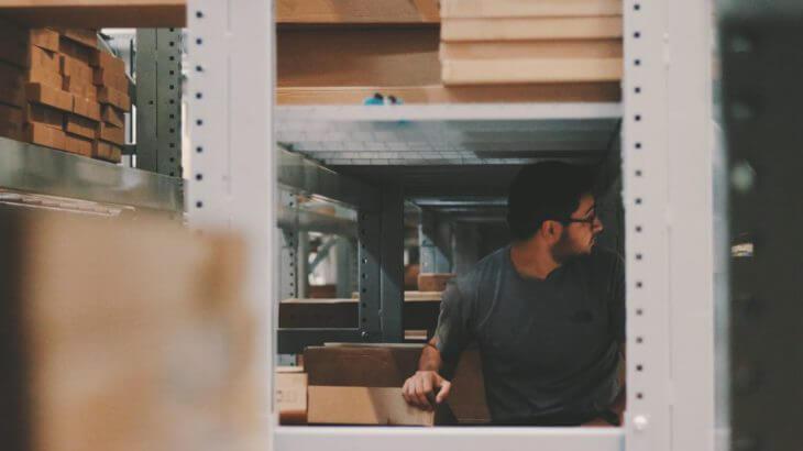 Picking e logistica e-commerce