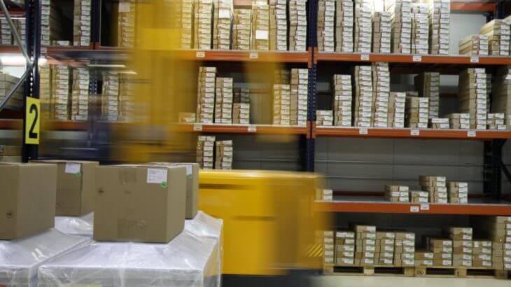 magazzino logistica ecommerce
